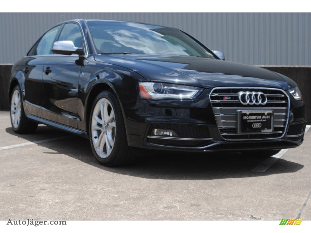 2013 audi s4 3 0t quattro sedan in phantom black pearl effect photo 5 254199 auto j ger. Black Bedroom Furniture Sets. Home Design Ideas