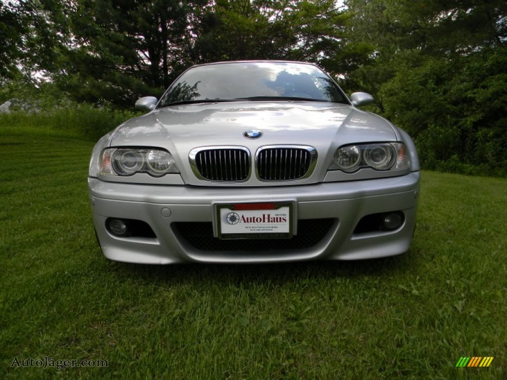 2004 bmw m3 coupe in titanium silver metallic photo 10 n59522 auto j ger german cars for