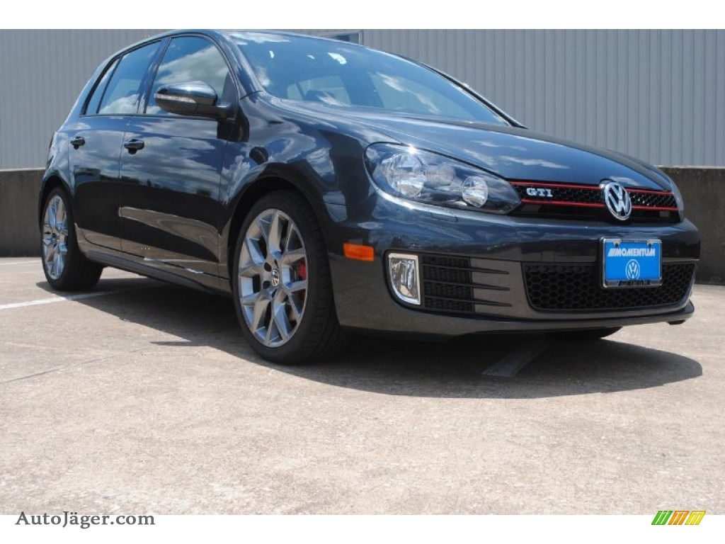 2013 volkswagen gti 4 door wolfsburg edition in carbon steel gray metallic 141222 auto j ger. Black Bedroom Furniture Sets. Home Design Ideas
