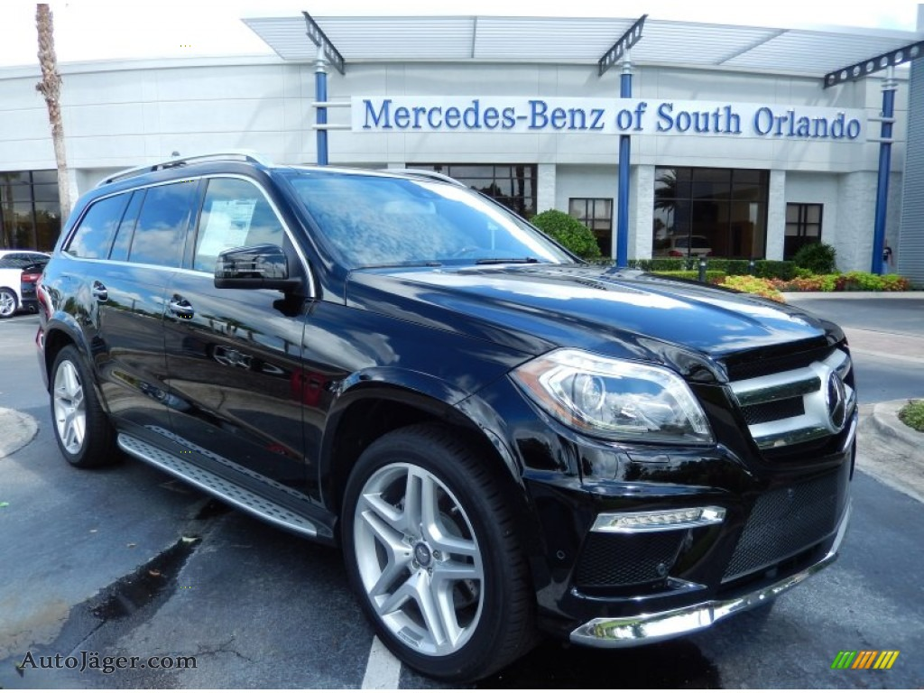 2013 mercedes benz gl 550 4matic in black 263201 auto for Mercedes benz of south orlando orlando fl 32839