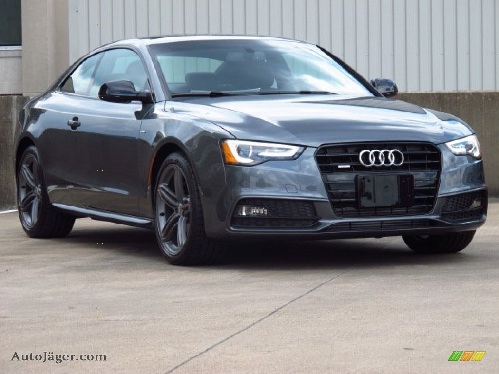 2014 audi a5 2 0t quattro coupe in daytona gray pearl effect 006150 auto j ger german cars. Black Bedroom Furniture Sets. Home Design Ideas