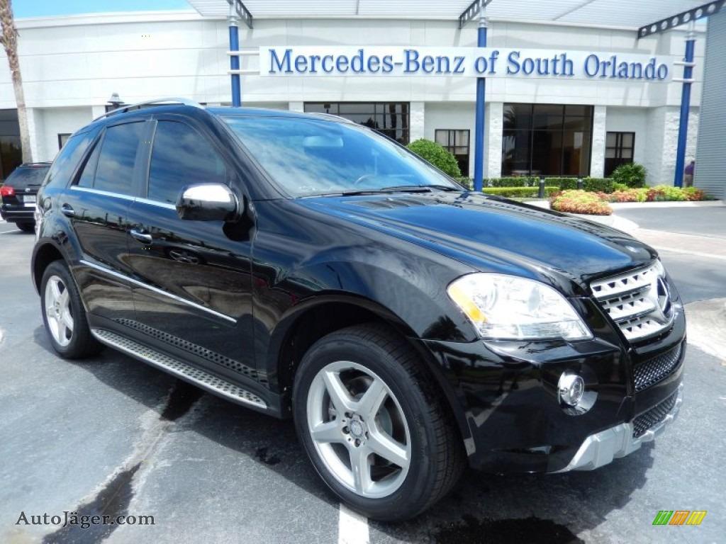 2010 mercedes benz ml 550 4matic in black 597920 auto for Mercedes benz of orlando fl