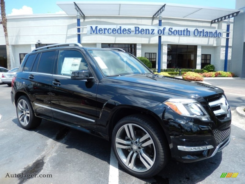 2013 mercedes benz glk 350 in black 126067 auto j ger for Mercedes benz of orlando millenia mall