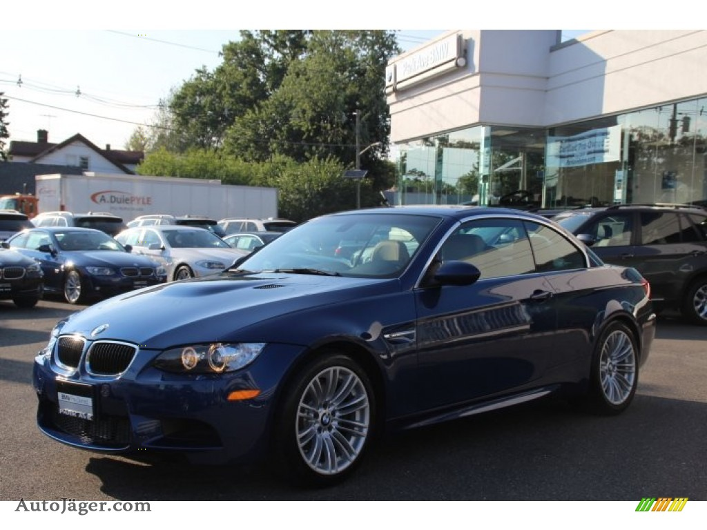 2011 bmw m3 convertible in le mans blue metallic 399204. Black Bedroom Furniture Sets. Home Design Ideas