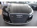 Audi S8 quattro S Phantom Black Pearl photo #2