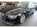 Audi S8 quattro S Phantom Black Pearl photo #3