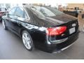 Audi S8 quattro S Phantom Black Pearl photo #7