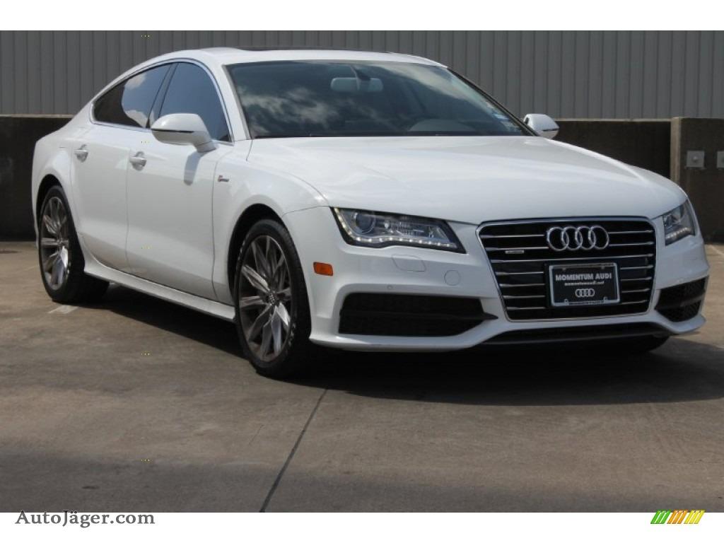 2013 audi a7 3 0t quattro prestige in ibis white 066889 auto j ger german cars for sale in. Black Bedroom Furniture Sets. Home Design Ideas