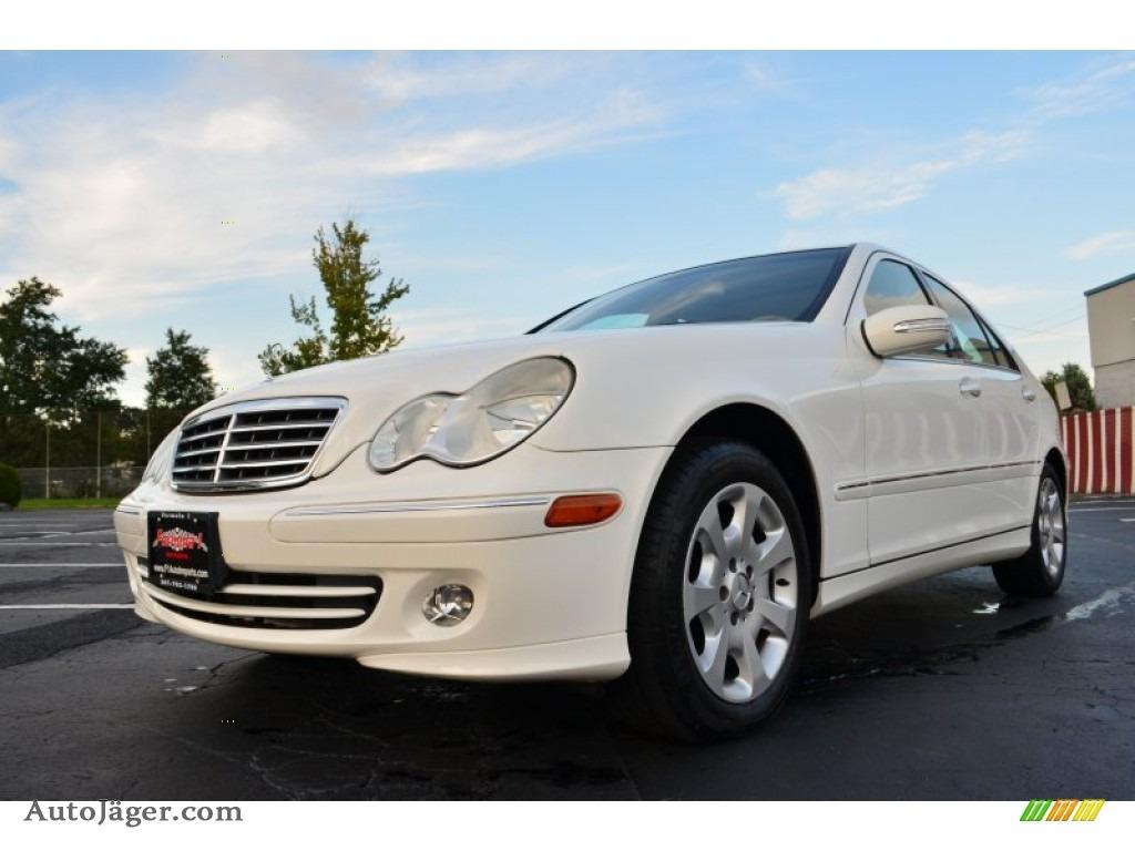 2005 mercedes benz c 240 4matic sedan in alabaster white for Mercedes benz c 240