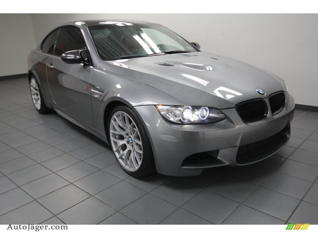 2012 Bmw M3 Coupe In Space Gray Metallic Photo 4 798826