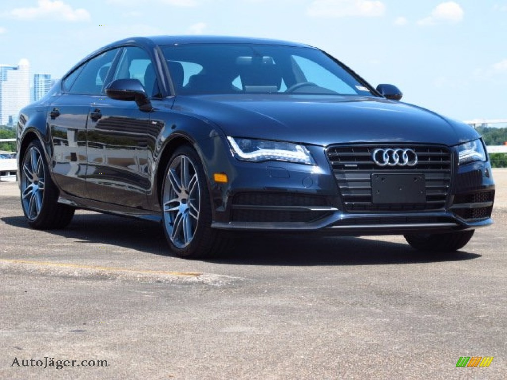 2014 Audi A7 3 0 Tdi Quattro Prestige In Moonlight Blue Metallic