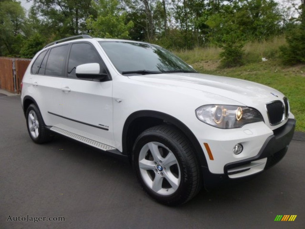 2009 bmw x5 xdrive30i in alpine white 264578 auto j ger german cars for sale in the us. Black Bedroom Furniture Sets. Home Design Ideas