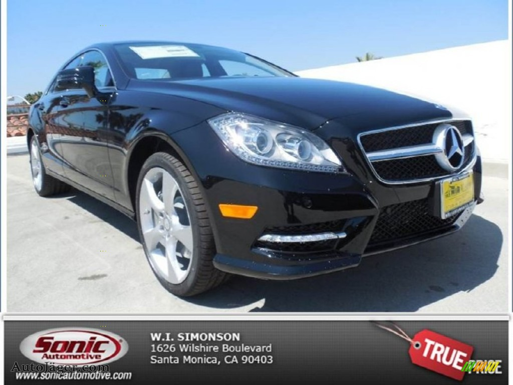 2014 mercedes benz cls 550 coupe in black 103930 auto for Simonson mercedes benz