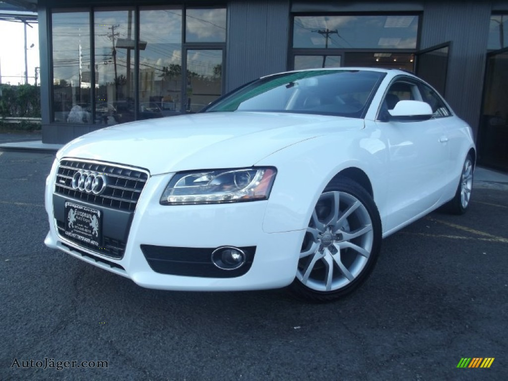 2012 audi a5 2 0t quattro coupe in ibis white 021293 auto j ger german cars for sale in the us - 2012 audi a5 coupe for sale ...