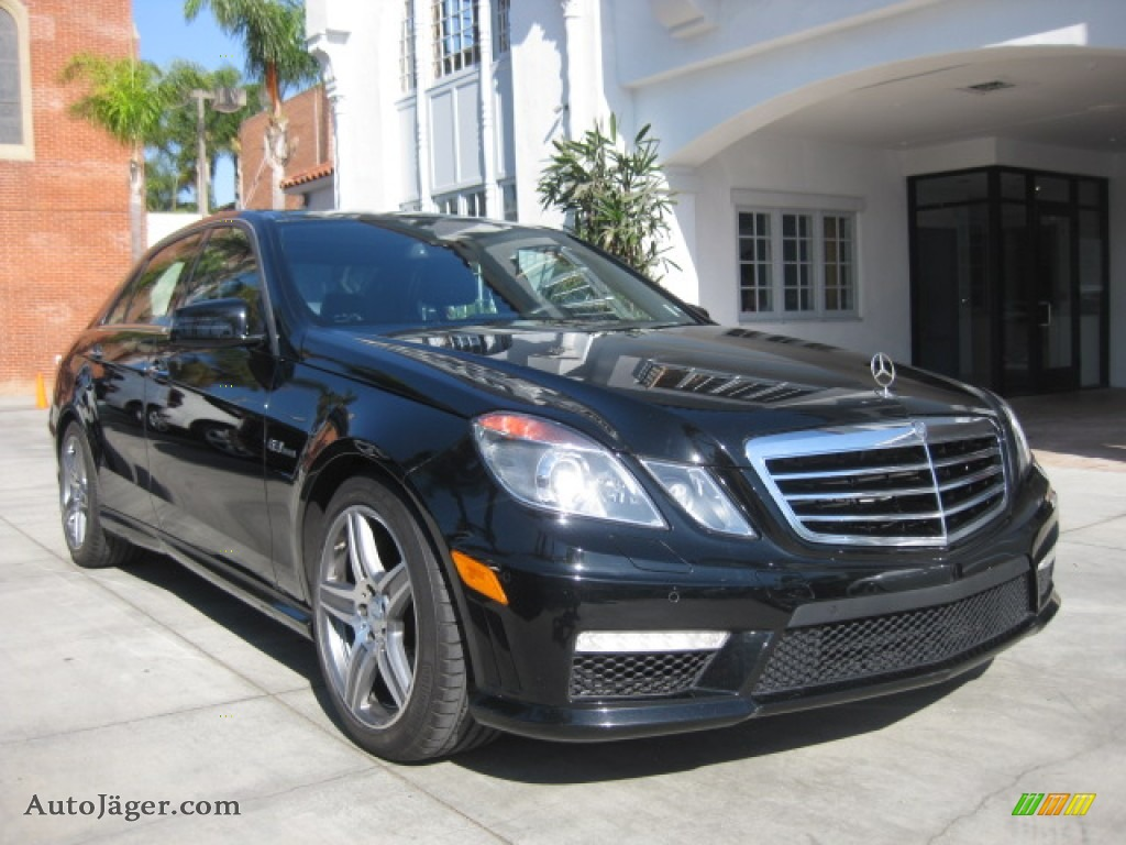 2011 mercedes benz e 63 amg sedan in black photo 24 for Simonson mercedes benz