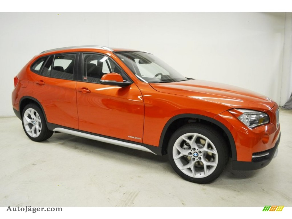 2014 bmw x1 sdrive28i in valencia orange photo 2 w50802 auto j ger german cars for sale. Black Bedroom Furniture Sets. Home Design Ideas