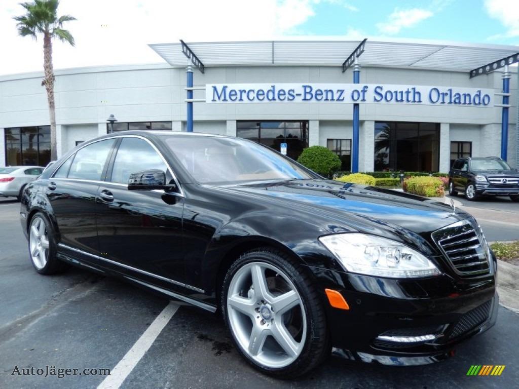 2011 mercedes benz s 550 sedan in black 397281 auto j ger german cars for sale in the us. Black Bedroom Furniture Sets. Home Design Ideas