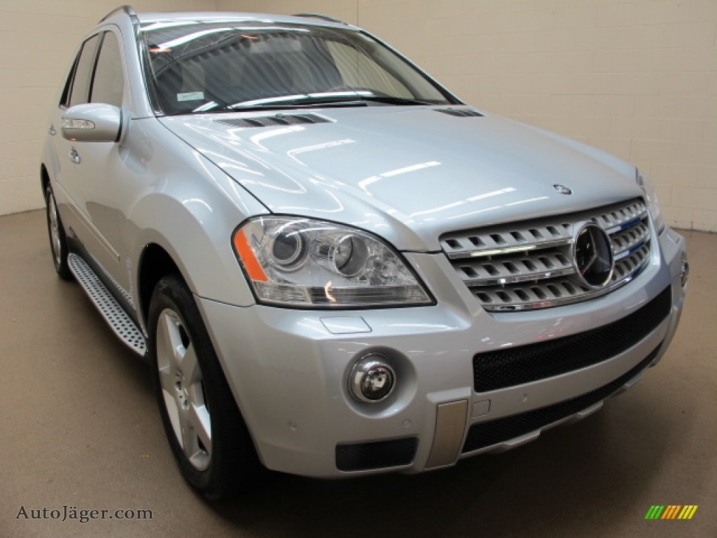 2008 mercedes benz ml 550 4matic in iridium silver for 2008 mercedes benz ml550 4matic