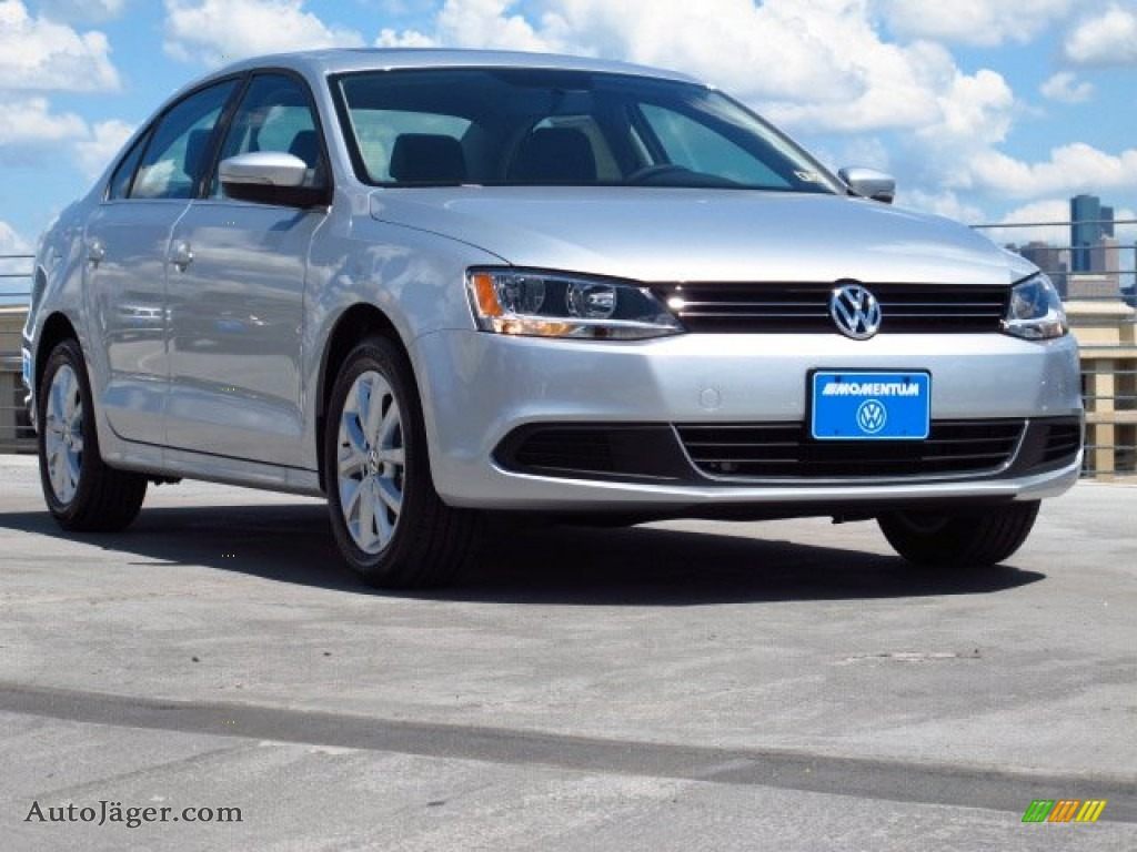 2014 volkswagen jetta se sedan in reflex silver metallic 372053 auto j ger german cars for. Black Bedroom Furniture Sets. Home Design Ideas