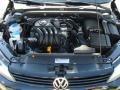 Volkswagen Jetta S Sedan Black photo #26