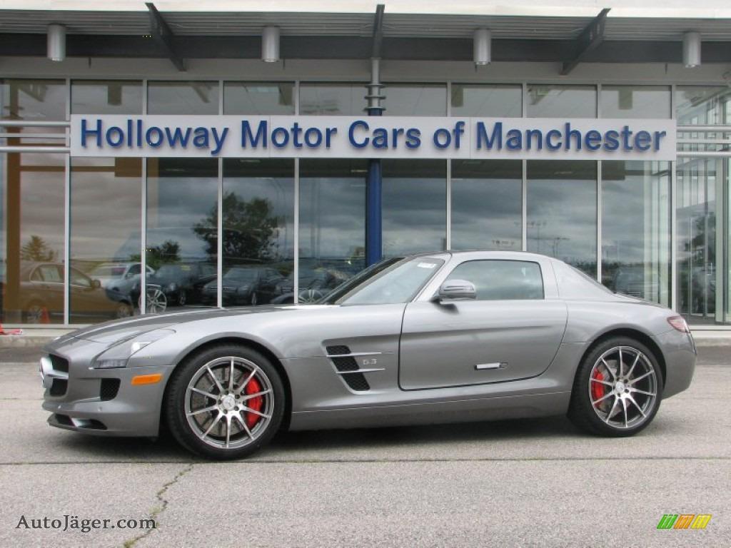 2012 Mercedes Benz Sls Amg In Amg Imola Grey Metallic
