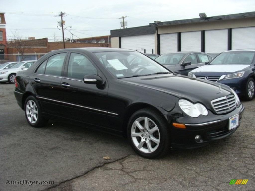 2007 mercedes benz c 280 4matic luxury in black 895160 for 2007 mercedes benz 280