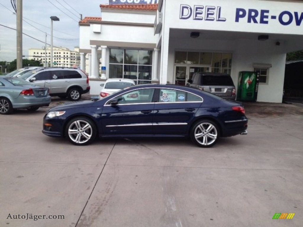 2012 volkswagen cc r line in night blue metallic 513196 auto j ger german cars for sale in. Black Bedroom Furniture Sets. Home Design Ideas