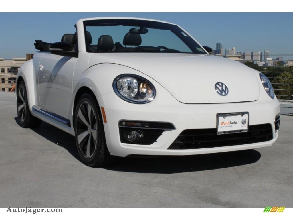 2017 Volkswagen Golf Tsi S >> 2013 Volkswagen Beetle Turbo Convertible in Candy White ...