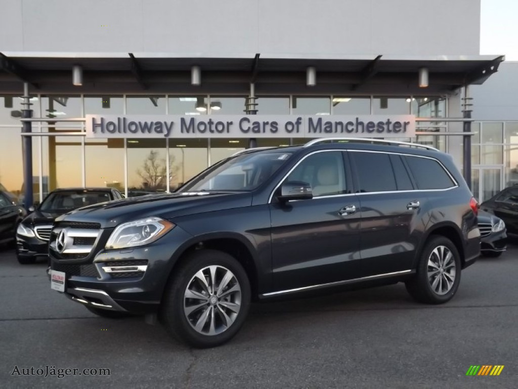 2014 mercedes benz gl 350 bluetec 4matic in steel grey for Holloway motor cars manchester