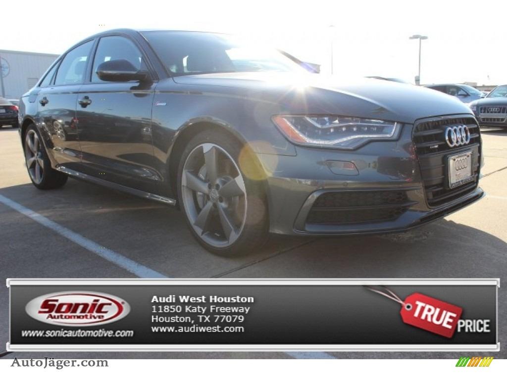 2014 Audi A6 3.0T quattro Sedan in Daytona Grey Pearl Effect ... Audi A Daytona Gray Pearl Effect on audi a6 gletscherwei, audi a6 glacier white metallic, audi a6 ibis white, audi a6 ice silver metallic, audi a6 black, audi a6 moonlight blue metallic,