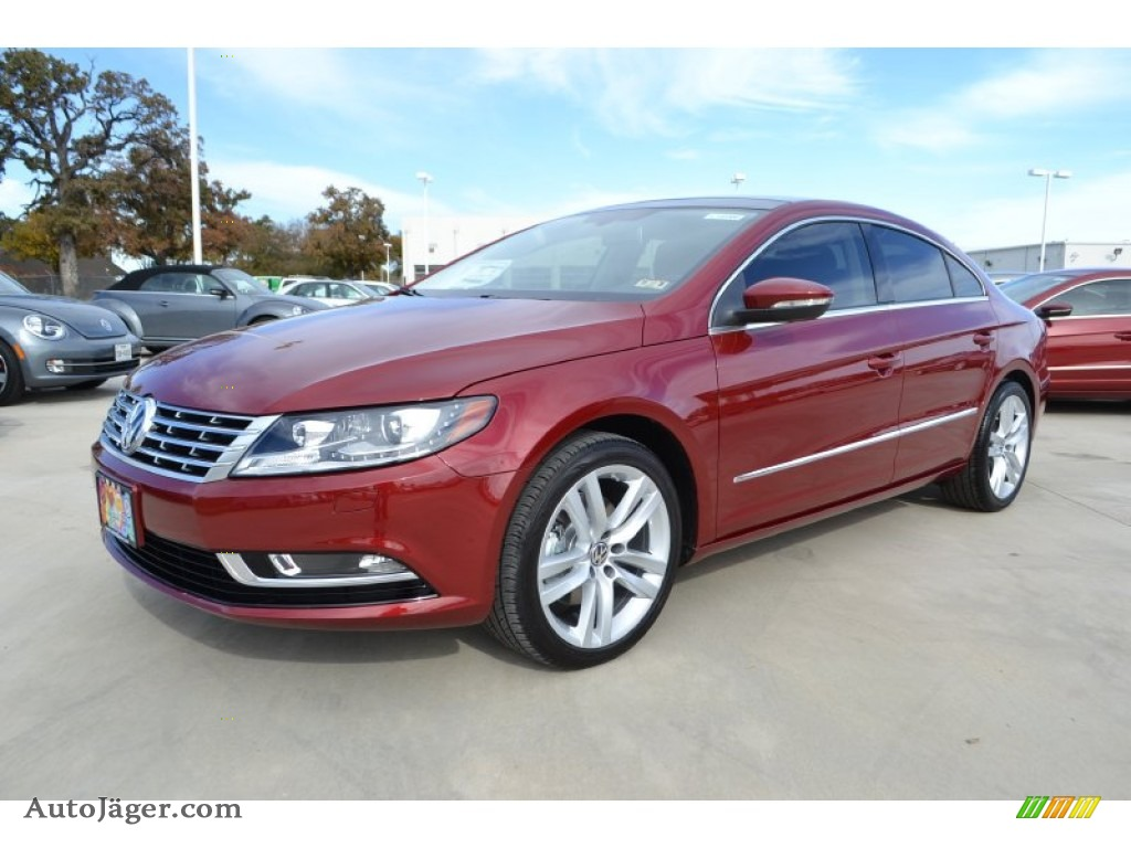 2014 volkswagen cc executive in fortana red metallic 515702 auto j ger german cars for. Black Bedroom Furniture Sets. Home Design Ideas