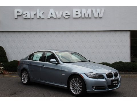 Blue Water Metallic 2011 BMW 3 Series 335i Sedan