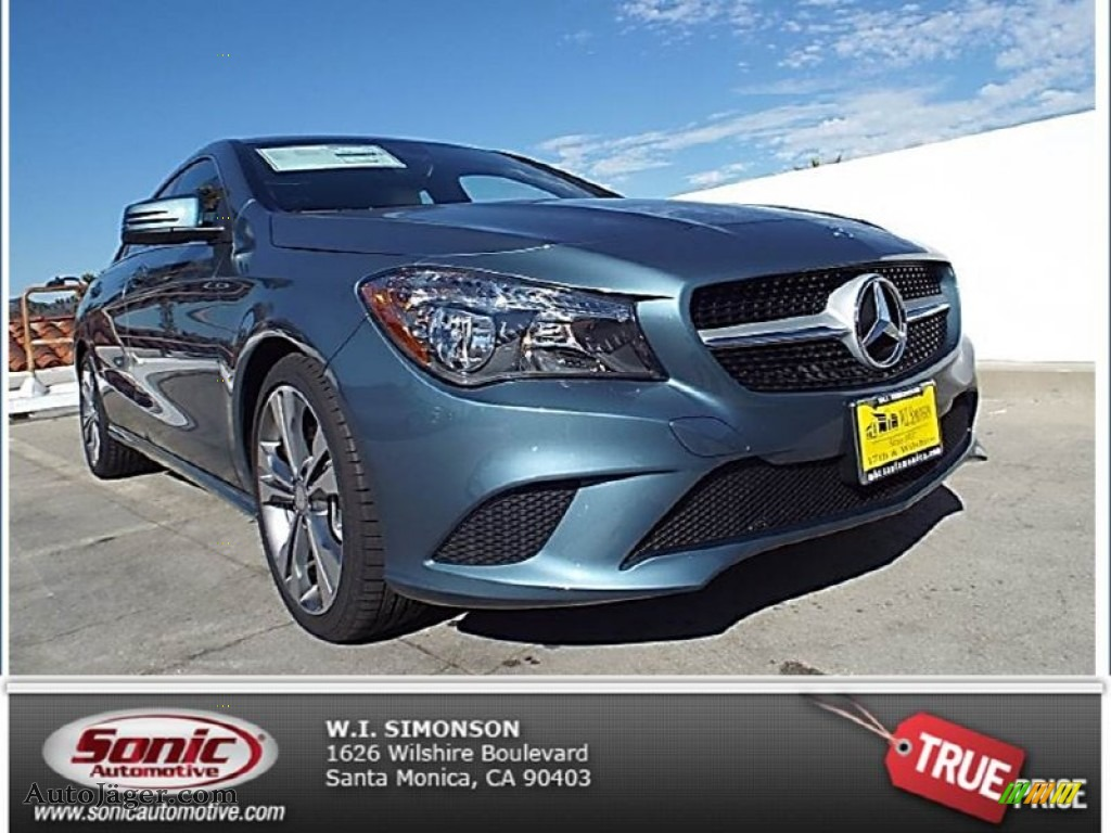 2014 mercedes benz cla 250 in universe blue metallic for 2014 mercedes benz cla250 for sale