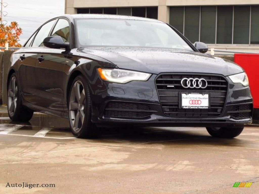 Audi a6 Black Optic Package 2015 Audi a6 Black Optic