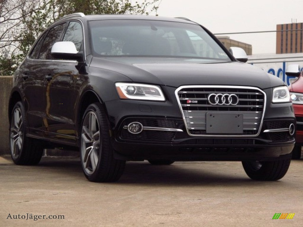 2014 Audi Sq5 Prestige 3 0 Tfsi Quattro In Phantom Black