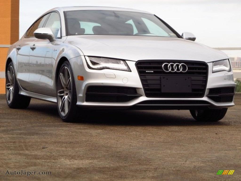 2014 Audi A7 3 0t Quattro Prestige In Ice Silver Metallic