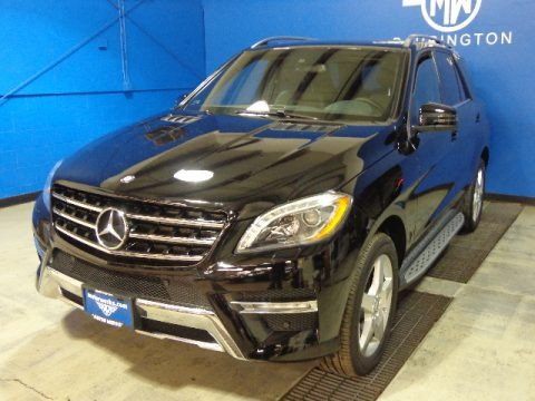 2013 mercedes benz ml 550 4matic in black 123143 auto for Tri star mercedes benz st louis