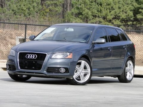 2006 Audi A3 3 2 S Line Quattro In Light Silver Metallic