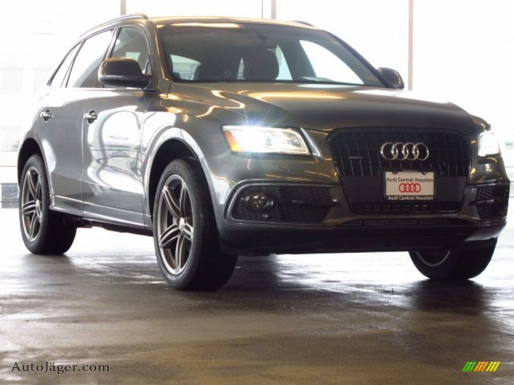 2014 audi q5 3 0 tdi quattro in daytona gray metallic 065584 auto j ger german cars for. Black Bedroom Furniture Sets. Home Design Ideas
