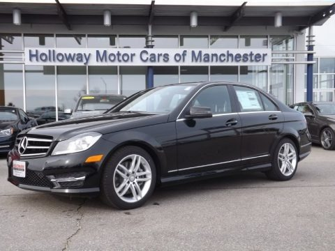 2014 mercedes benz c 300 4matic sport in polar white photo for Holloway motor cars manchester