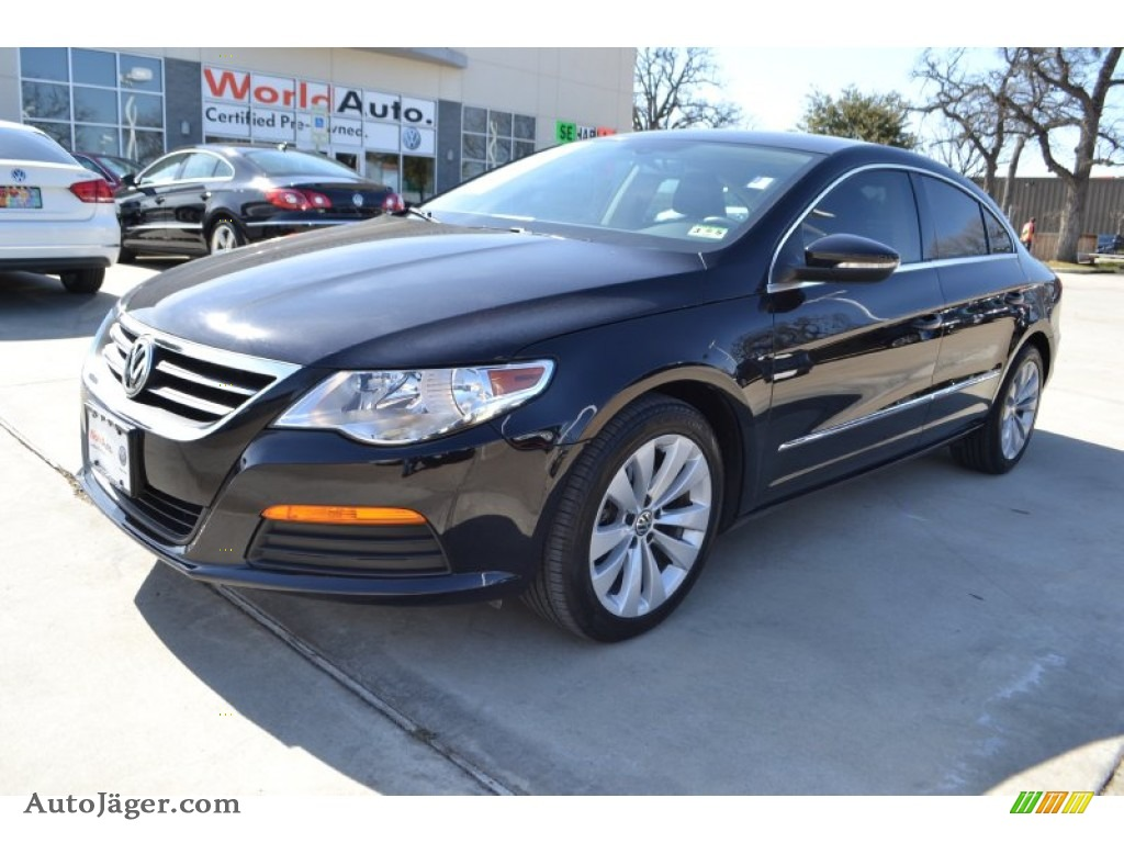 2012 volkswagen cc sport in deep black metallic 504044 auto j ger german cars for sale in. Black Bedroom Furniture Sets. Home Design Ideas