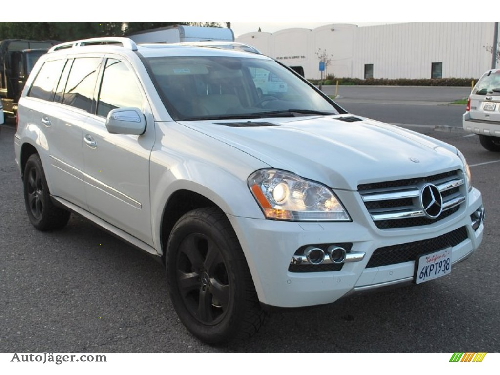 2010 mercedes benz gl 450 4matic in arctic white 556489 for Mercedes benz 450 gl for sale