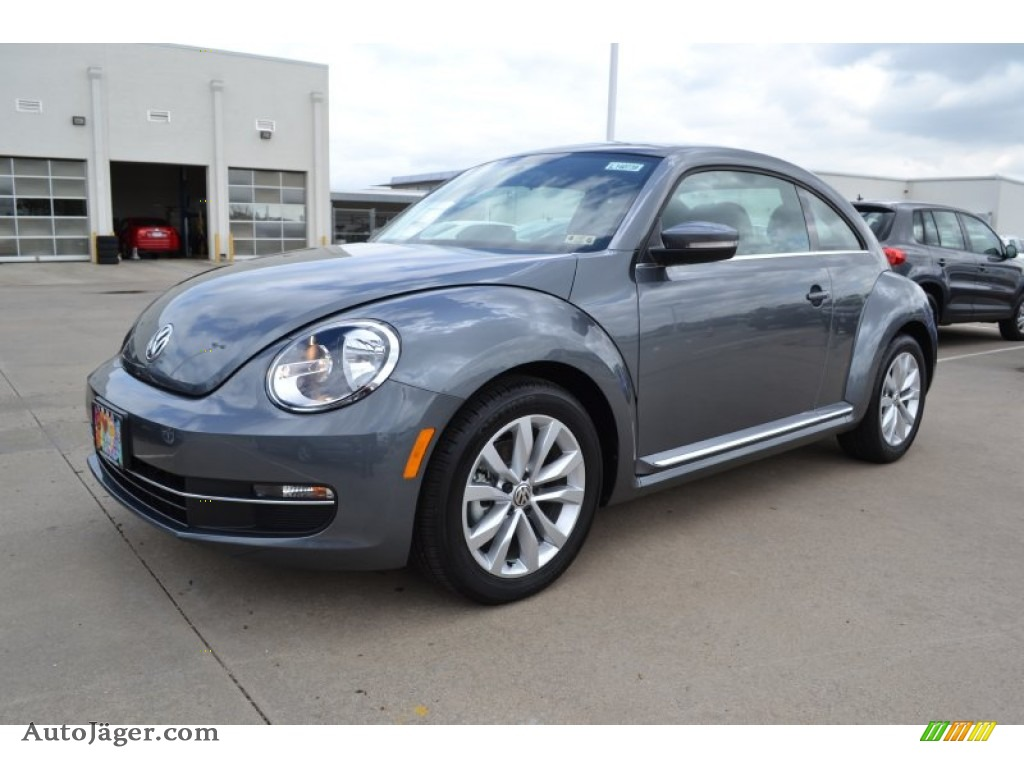 2014 volkswagen beetle tdi in platinum gray metallic 638937 auto j ger german cars for