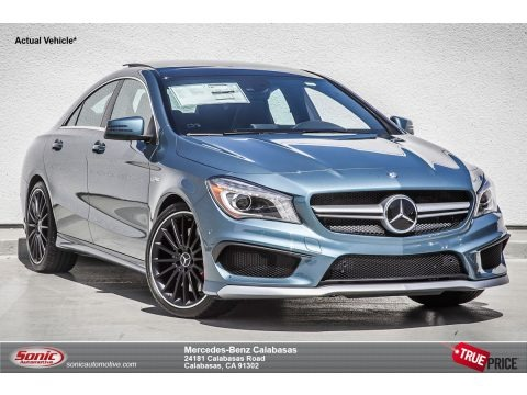 2014 mercedes benz cla 250 in northern lights violet for Tri star mercedes benz st louis