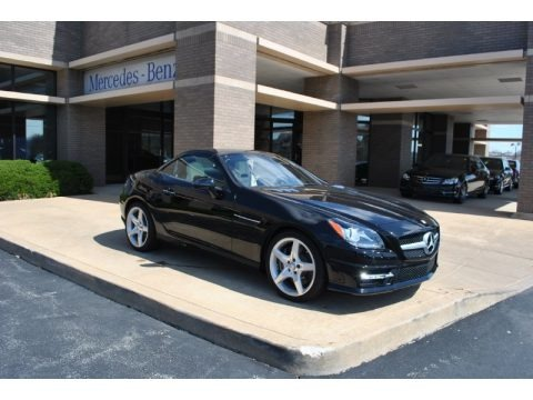 2013 mercedes benz slk 250 roadster in black 057540 for Tri star mercedes benz st louis