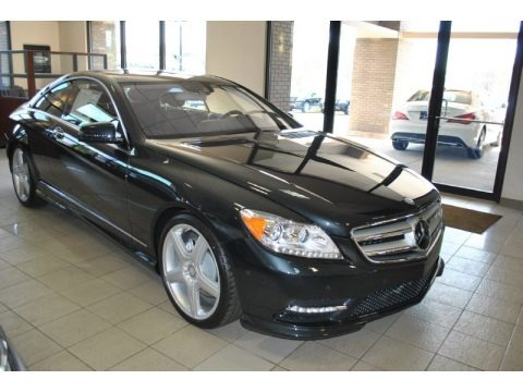 2008 mercedes benz cl 550 in black 010534 auto j ger for Tri star mercedes benz st louis