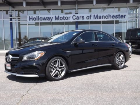 2014 mercedes benz cla 250 in cirrus white 039523 auto for Tri star mercedes benz st louis