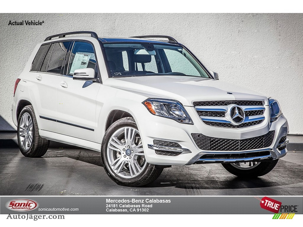 2014 mercedes benz glk 350 in polar white 281013 auto. Black Bedroom Furniture Sets. Home Design Ideas