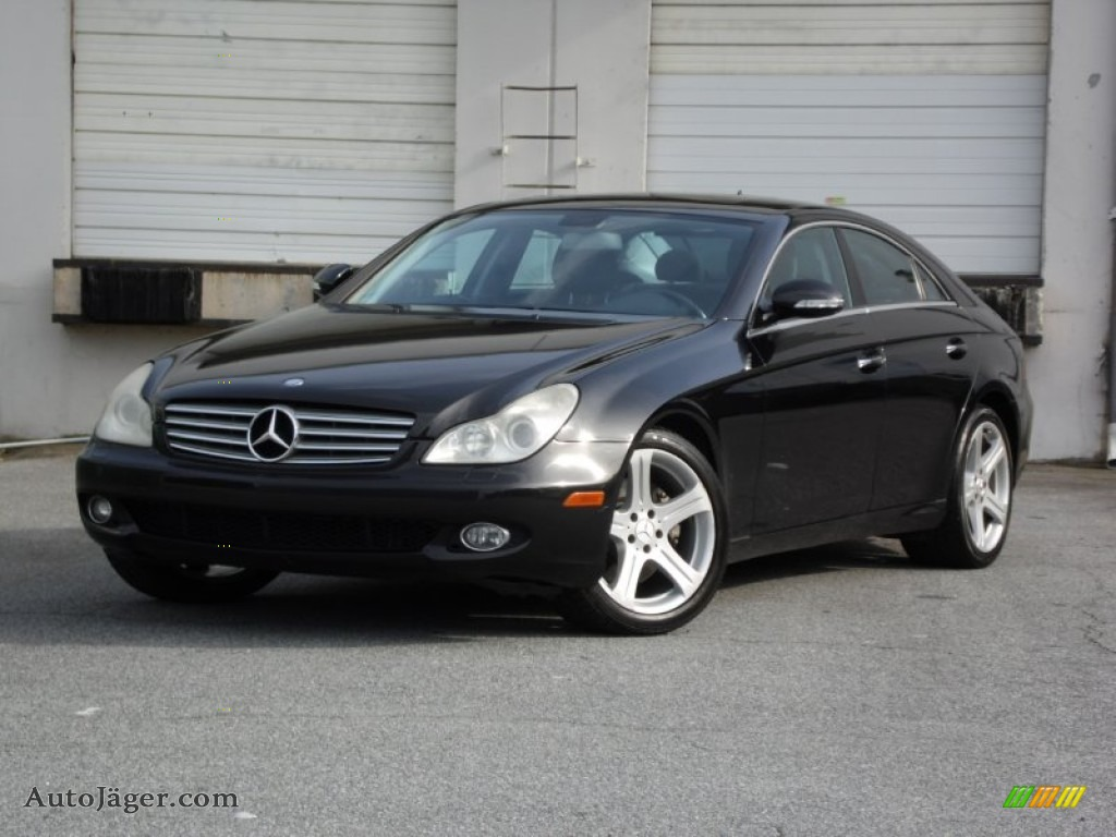 2007 mercedes benz cls 550 in black photo 7 082968 for 2007 mercedes benz cl 550