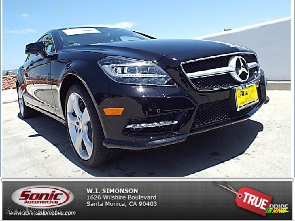2014 mercedes benz cls 550 coupe in black photo 2 for Simonson mercedes benz
